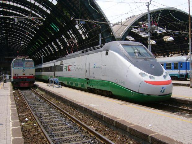 ETR-500, Italia